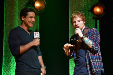 Ed Sheeran Pepsi Presents iHeartRadio Album Release Party