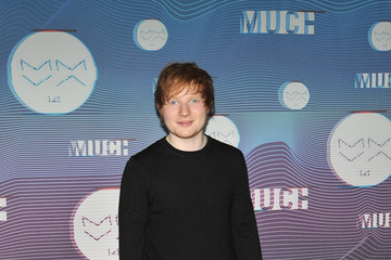 Ed Sheeran Press Room at the MuchMusic Video Awards