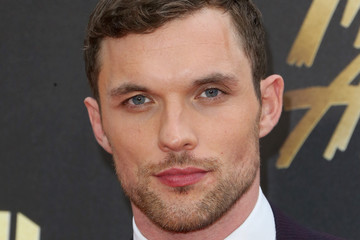 Ed Skrein 2016 MTV Movie Awards - Arrivals