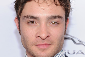 Ed Westwick 2014 GREAT British Oscar Reception - Red Carpet