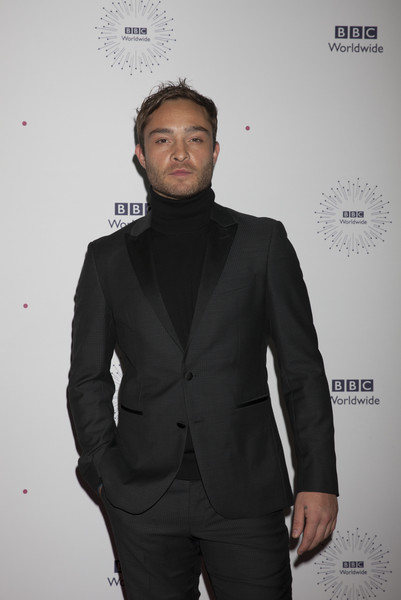 ... ed westwick in this handout image provided by the bbc ed westwick Ed Westwick
