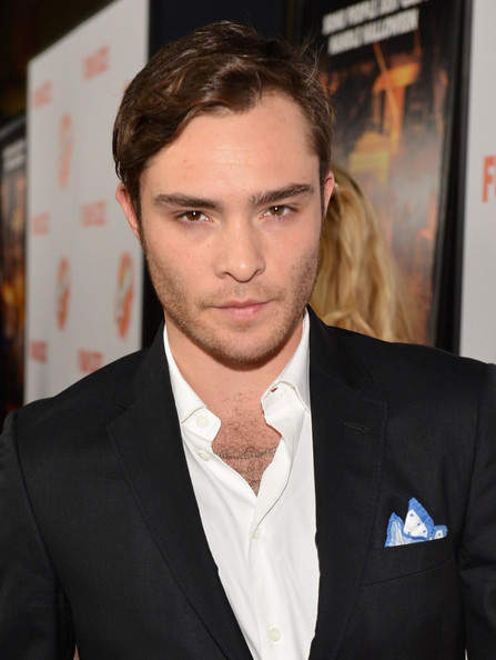 "Ed Westwick - Premiere Of Paramount Pictures' ""Fun Size"" - Red Carpet"