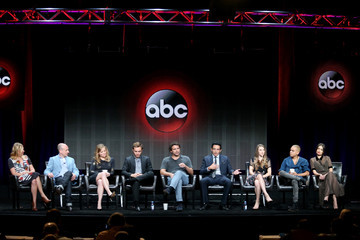 Ed Westwick 2015 Summer TCA Tour - Day 8