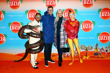 "Eddie Boxshall Cirque Du Soleil's ""LUZIA"" At The Royal Albert Hall - Red Carpet Arrivals"