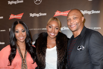 Eddie George Rolling Stone Live: Houston Presented by Budweiser and Mercedes-Benz. Produced in Partnership With Talent Resources Sports. - Arrivals