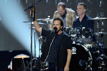 Eddie Vedder 32nd Annual Rock & Roll Hall Of Fame Induction Ceremony - Show