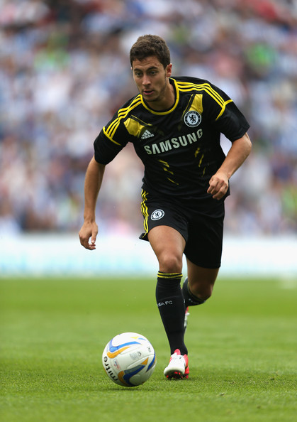 photos Eden Hazard 2013 ������