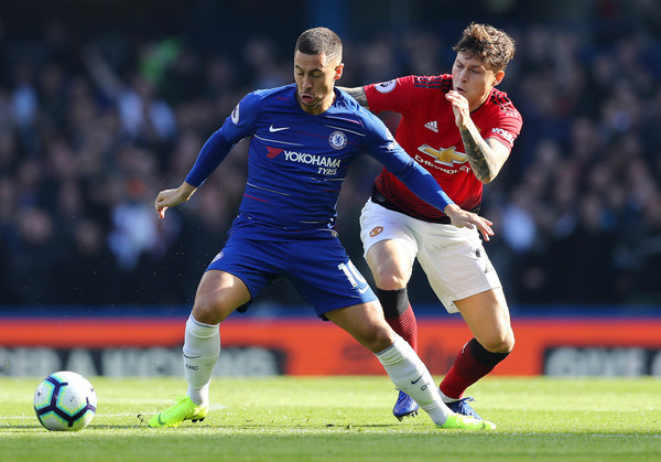 Chelsea FC v Manchester United - Premier League
