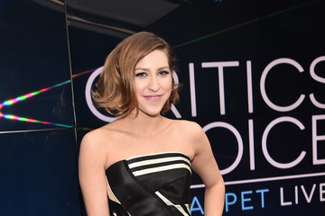 Eden Sher The 21st Annual Critics' Choice Awards - Red Carpet