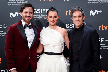 Edgar Ramirez Donostia Award - Red Carpet And Ceremony - 67th San Sebastian Film Festival