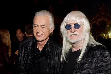 Edgar Winter An Evening with Jimmy Page and Chris Cornell