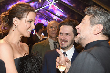 Edgar Wright GREAT British Film Reception Honoring The British Nominees of The 90th Annual Academy Awards - Inside