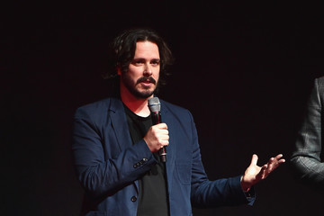 Edgar Wright CinemaCon 2017 - Gala Opening Night Event: Sony Pictures Entertainment Exclusive Presentation