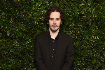 Edgar Wright Charles Finch And Chanel Pre-Oscar Awards Dinner At Madeo In Beverly Hills