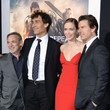 Emily Blunt and Tom Cruise