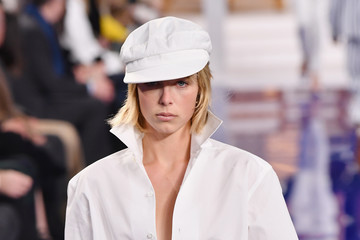 Edie Campbell Ralph Lauren - Runway - February 2018 - New York Fashion Week