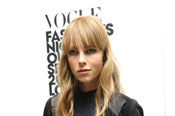 Edie Campbell Vogue Fashion's Night Out 2012, in Association with Vodafone