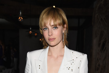 Edie Campbell Tiffany & Co. Celebrates The 2015 Blue Book Collection