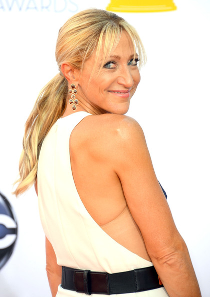 Edie Falco - 64th Annual Primetime Emmy Awards - Arrivals