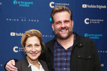 Edie Falco YouTube Original Feature Film 'Price Of Free' Screening At MOMA