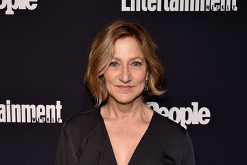 Edie Falco Entertainment Weekly and PEOPLE Upfronts Party at Second Floor in NYC Presented By Netflix and Terra Chips - Arrivals