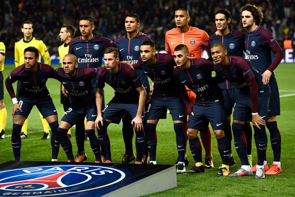 Paris Saint-Germain v RSC Anderlecht - UEFA Champions League