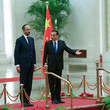 Edouard Philippe French Prime Minister Eduardo Philippe Visits China