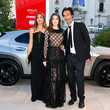 Edouard Weil Lexus at The 78th Venice Film Festival - Day 11