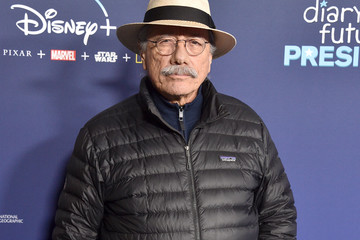 """Edward James Olmos Premiere Of Disney +'s """"Diary Of A Future President"""" - Arrivals"""