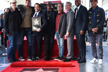 Edward Norton Brett Ratner Honored With Star On The Hollywood Walk Of Fame
