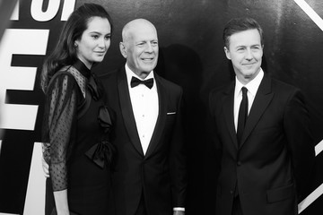 Edward Norton Comedy Central Roast Of Bruce Willis - Red Carpet
