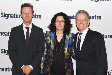 Edward Norton 2015 Signature Theatre Gala