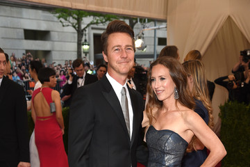 Edward Norton 'China: Through The Looking Glass' Costume Institute Benefit Gala - Arrivals