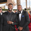 Edwin Hodge 23rd Annual Screen Actors Guild Awards - Red Carpet