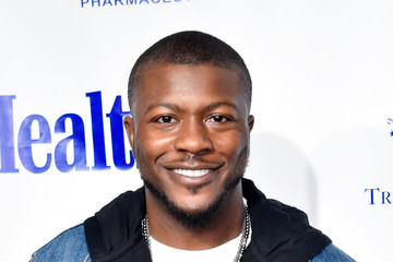 Edwin Hodge The 3rd Annual Blue Jacket Fashion Show Benefitting The Prostate Cancer Foundation - Inside