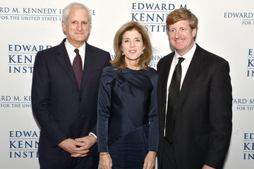 Edwin Schlossberg Edward M. Kennedy Institute Gala Brings Together Family And Friends For Opening And Dedication