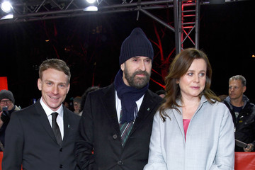 Edwin Thomas 'The Happy Prince' Premiere - 68th Berlinale International Film Festival