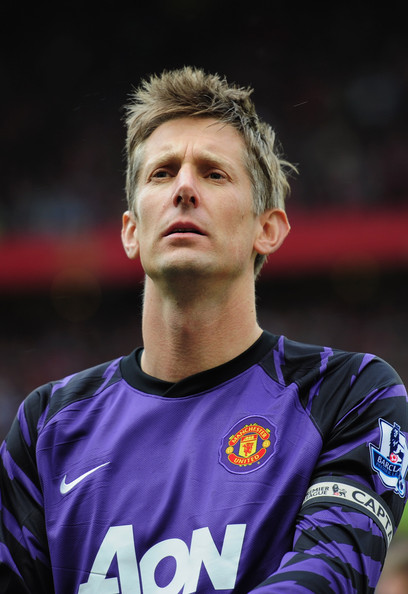 Edwin Van Der Sar earned a  million dollar salary - leaving the net worth at 21 million in 2017
