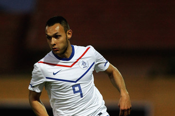 Nacer Barazite Egypt v Netherlands - Toulon Tournament Group A