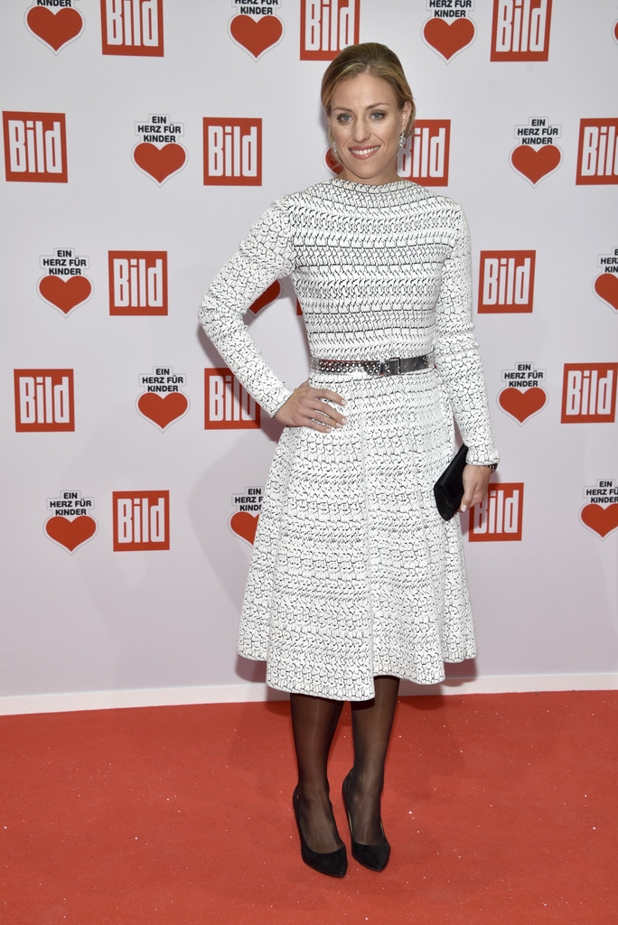 angelique kerber photos photos ein herz fuer kinder gala 2016 red carpet arrivals zimbio. Black Bedroom Furniture Sets. Home Design Ideas