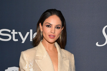 Eiza González The 2020 InStyle And Warner Bros. 77th Annual Golden Globe Awards Post-Party - Red Carpet