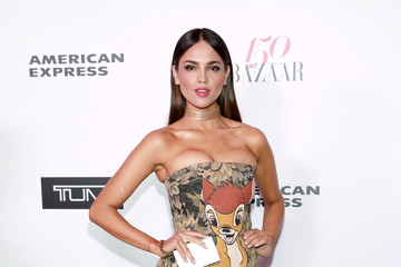 Eiza Gonzalez Harper's BAZAAR Celebrates 150 Most Fashionable Women at Sunset Tower