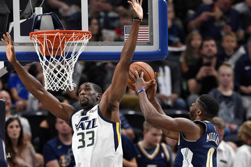 Ekpe Udoh Denver Nuggets v Utah Jazz