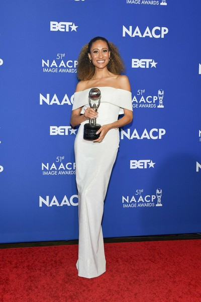 51st NAACP Image Awards - Non-Televised Awards Dinner - Press Room