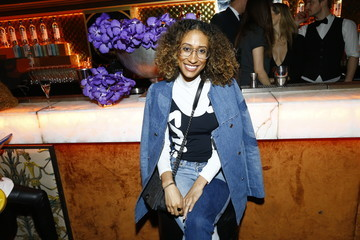 Elaine Welteroth Chrome Hearts X Bella Hadid Collaboration Launch - Afterparty