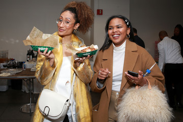 Elaine Welteroth Wingstop Event In NYC