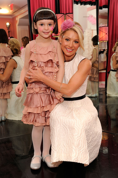 Kelly ripa daughter