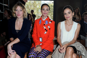 Elena Anaya Miu Miu: Front Row - Paris Fashion Week Womenswear Spring / Summer 2013