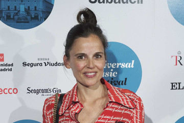 Elena Anaya Diana Krall Concert Photocall in Madrid