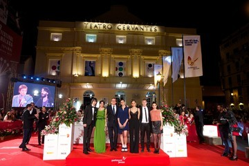 Elena Anaya 17th Malaga Film Festival: Day 7